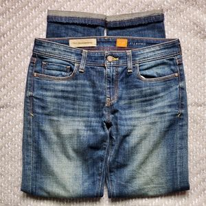 Anthro Pilcro and the Letterpress Hyphen Jeans
